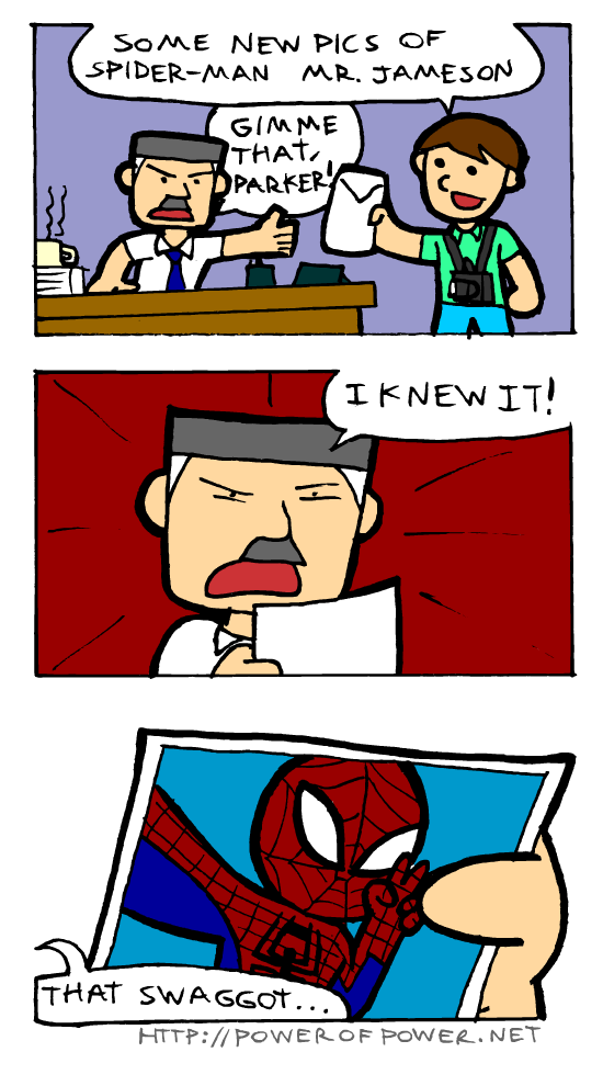 With great selfies, comes great responsibility...